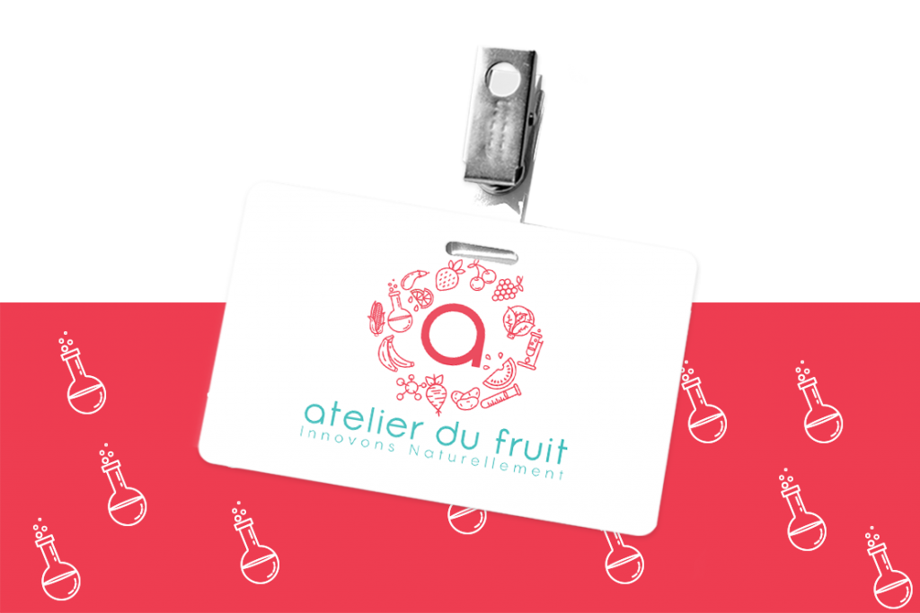 Badge de L'atelier du Fruit