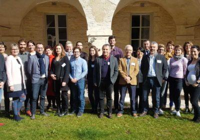 Le groupe ToasterLab : notre promotion, des participants des anciennes promotions et certains des mentors, spécialisés en innovation agroalimentaire